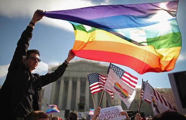 AccaddeOggi 26 giugno 2015-Gli Stati Uniti legalizzano i matrimoni fra persone dello stesso sesso in tutti i 50 stati