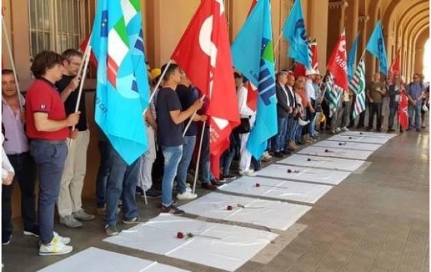 Cgil Salute e sicurezza Perugia: il prefetto convoca tutti, basta morti sul lavoro