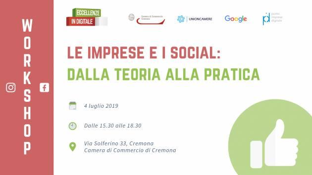 A Cremona Laboratorio gratuito di Eccellenze in Digitale