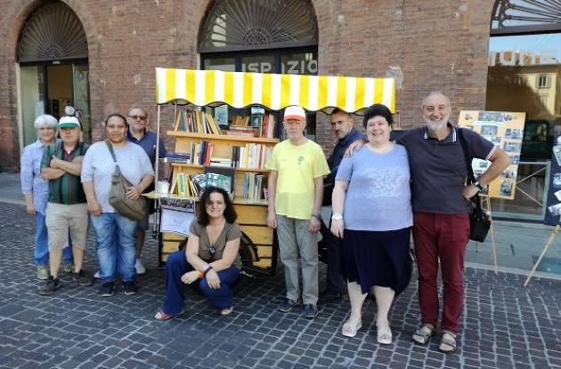 L'ASST di Cremona al Porte Aperte Festival Buone notizie, scambio libri, incontri aperti alla cittadinanza