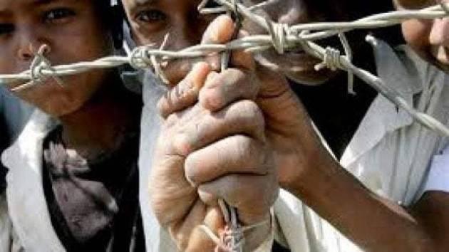 Amnesty  ERITREA, LA REPRESSIONE VARCA LE FRONTIERE