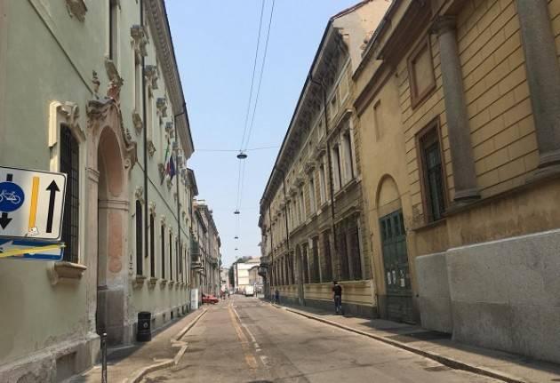 Cremona, Padania Acque S.p.A.: Nuovo allaccio alla rete fognaria in via Palestro