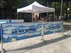 (Video) Cremona, Padania Acque S.p.A.: Hai mai nuotato in un mare di plastica?