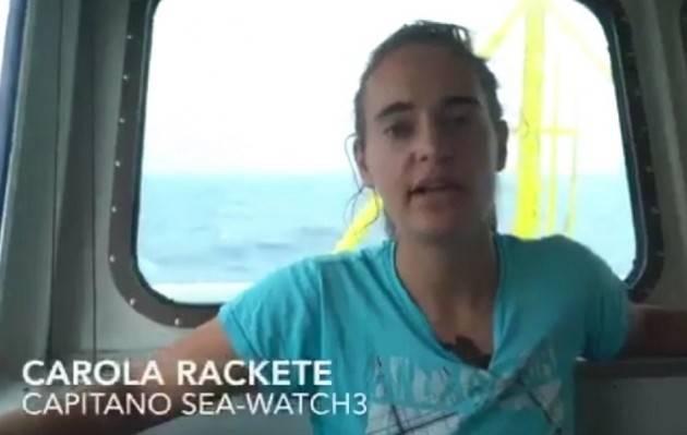 SBARCO DELLA SEA WATCH 3, AMNESTY : 'SOSTENIAMO LA DECISIONE DI CAROLA RACKETE'