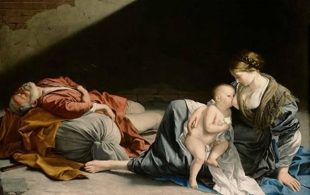 """Presentata in anteprima la mostra """"Orazio Gentileschi - La Fuga in Egitto"""""""