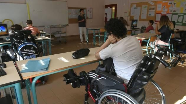"""Lombardia BOCCI (PD): """"STUDENTI DISABILI ABBANDONATI DAL GOVERNO GIALLOVERDE"""""""