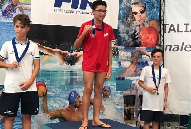 Gran finale di stagione per i nuotatori dello Sport Management di Crema