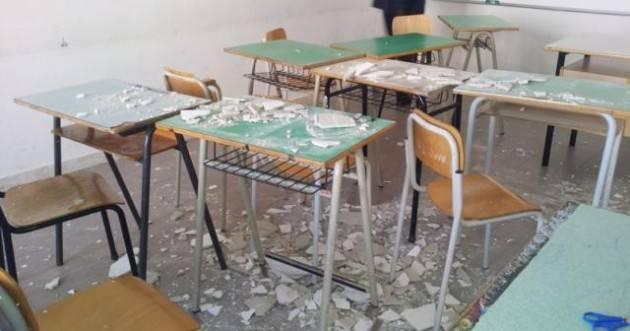 Edifici scolastici sicuri PILONI (PD): 'APPELLO AL GOVERNO CONDIVISO, MA  LOMBARDIA INTERVENGA