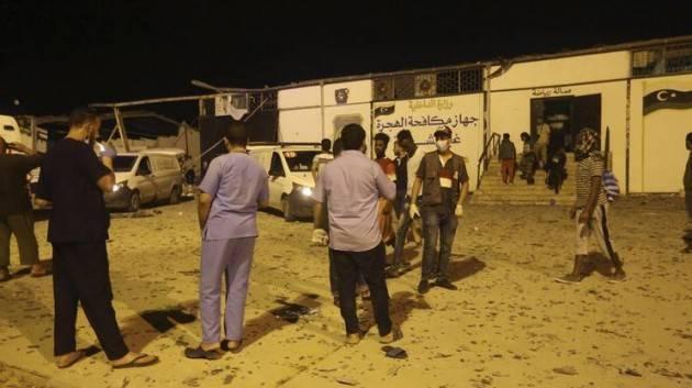 Pianeta Migranti. Connivenze libiche ed europee dietro i centri di detenzione