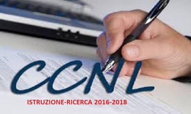 Scuola  Ccnl istruzione-ricerca 2016-2018, 8 luglio firma definitiva   Flc-Cgil