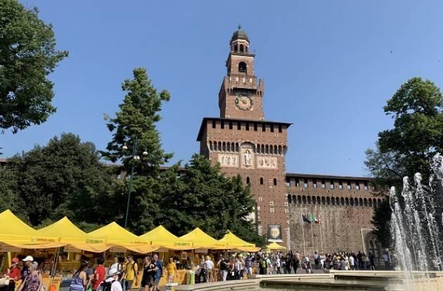 Coldiretti Cremona in prima linea al Villaggio Contadino di Milano