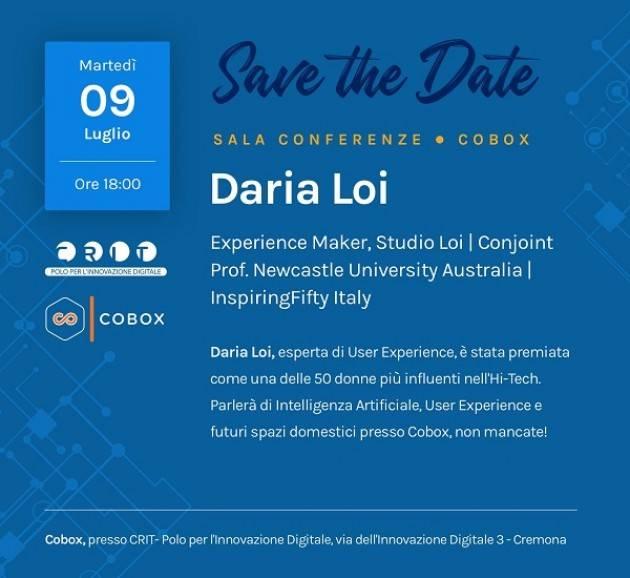 Al Crit di Cremona si parlerà di innovazione Digitale  martedì 9 luglio