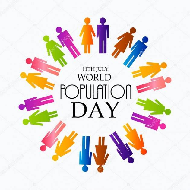 La Giornata Internazionale della Popolazione si celebra l'11 luglio