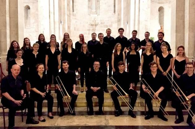 Il Girton College Chapel Choir di  Cambridge a Cremona in Cattedrale