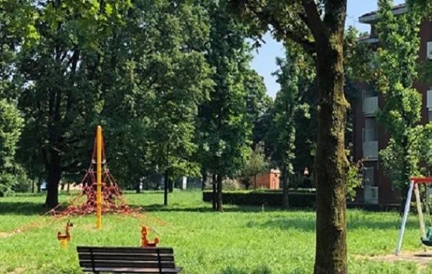 Conclusi i lavori di sistemazione del Parco Monti al quartiere Cambonino