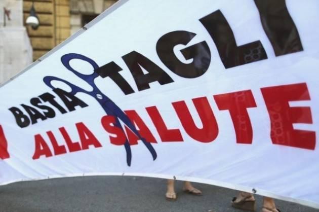 Con i tagli alla sanità il sistema sta collassando  | Francesco Ghelfi (Articolo uno Cremona)