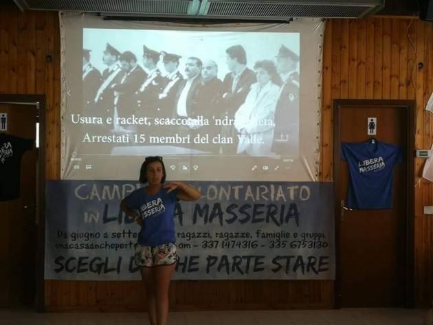 Anche quest'anno Spi Cgil Cremona e studenti del Pacioli di Crema insieme a Cisliano, campo della legalità