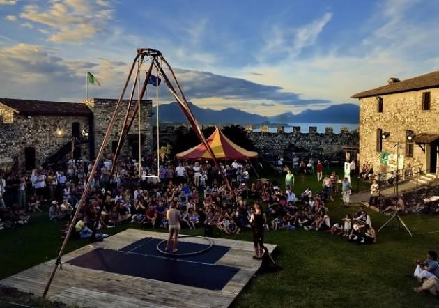 Garda Dall'1 al 4 agosto Lonato in Festival omaggia il Circo contemporaneo