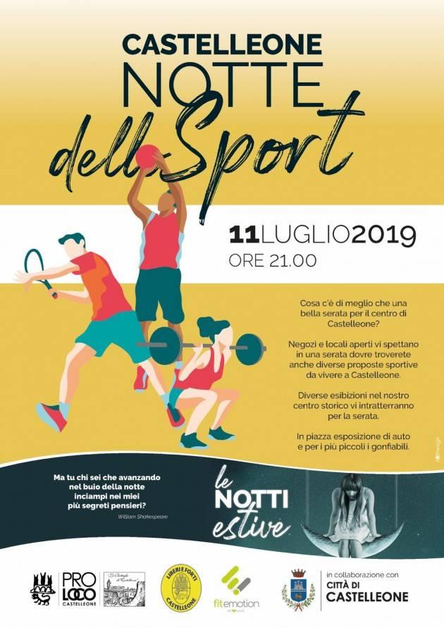 Castelleone  'Ballo Anch'Io' alla 'Notte dello Sport'