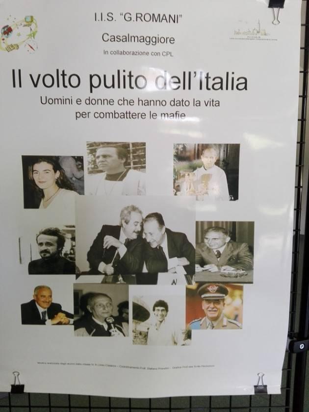 Il volto pulito dell'Italia  di Massimo Negri - Casalmaggiore (CR)