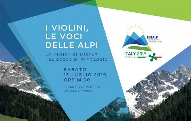 Al MDV di Cremona presentata l'iniziativa di Sabato 13 luglio  I VIOLINI, LE VOCI DELLE ALPI | Video G.C.Storti