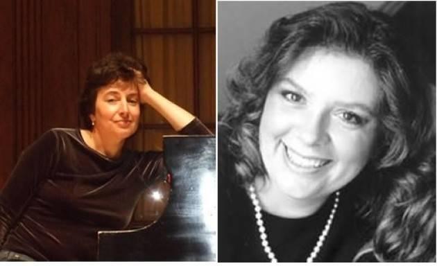 Cremona Academy, concerto d'apertura il 12 luglio con il piano duo di Svletana Krasnova e Sandra Herbert