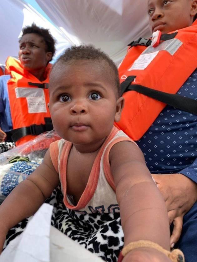 Pianeta migranti. Mediterranea, ribellarsi navigando