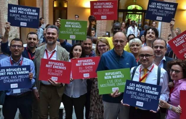 Friuli-Slovenia Ces: 'No ai muri, no all'Italia fuori da Schengen'