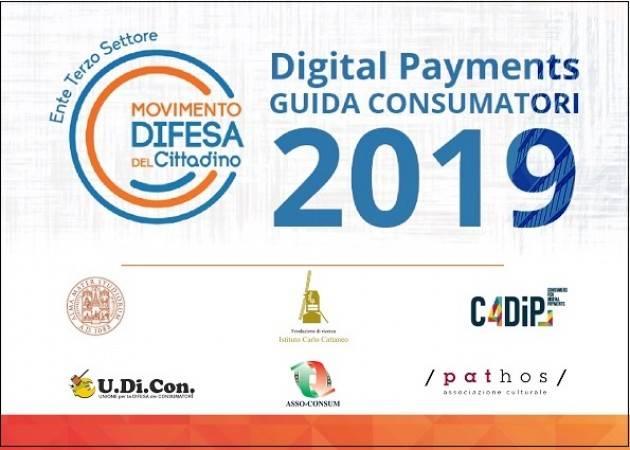 Tecno MDC Pagamenti digitali: una Guida al servizio dei consumatori per scegliere informati