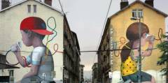 A Genova : al via 'On The Wall' street art urbana per rilanciare il quartiere vicino al Ponte Morandi |Christian Flammia