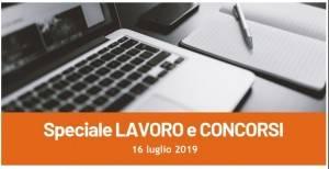 Informa Giovani Cremona SPECIALE LAVORO E CONCORSI del 16 luglio 2019