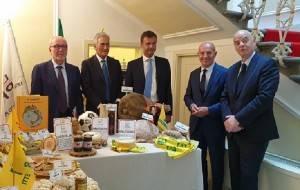 Il cibo Made in Italy arriva anche negli stadi con Coldiretti