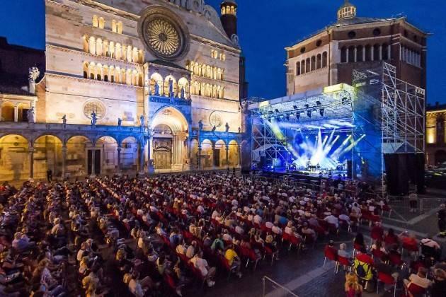 A Cremona il Festival AcqueDotte: quali sono i prossimi concerti in Piazza del Duomo?