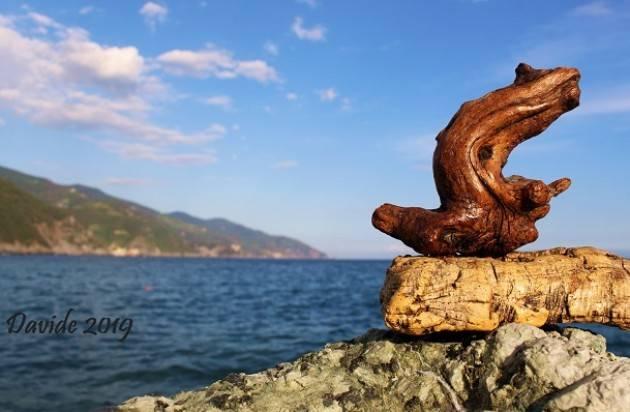 Mutevoli apparenze: Erminio Tansini in mostra alle Cinque Terre