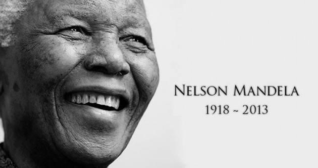 NEL CI ANNIVERSARIO DELLA NASCITA DI NELSON MANDELA