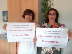 Diritti Ddl Pillon, flash-mob e tweet bombing contro la deriva oggi 23 luglio