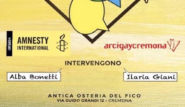 Cremona, le associazioni per i diritti umani si raccontano