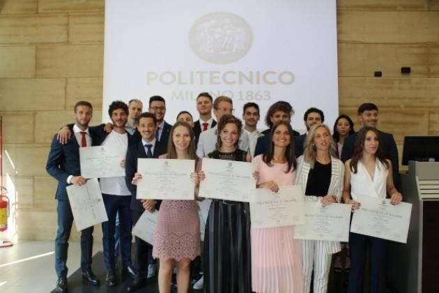 Proclamati oggi 19 giovani Ingegneri