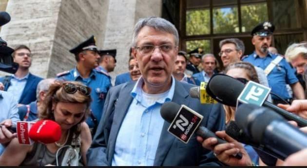 Incontro Governo Landini (Cgil) : priorità ridurre le tasse a lavoratori e pensionati
