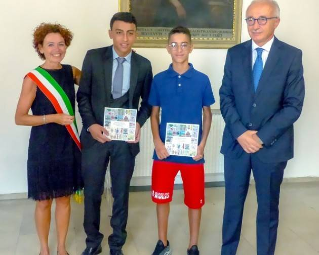 La cittadinanza a Adam Em Hamami e Ramy Shehata uno schiaffone a Salvini | G.C.Storti