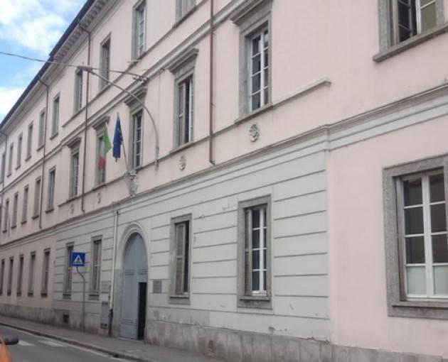Lecco Via Ghislanzoni: assegnati i lavori di recupero funzionale dell'edificio scolastico