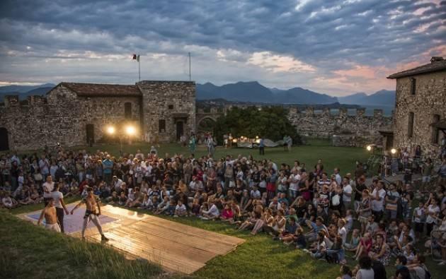 Lonato in Festival  Dall'1 al 4 agosto  omaggia il Circo contemporaneo