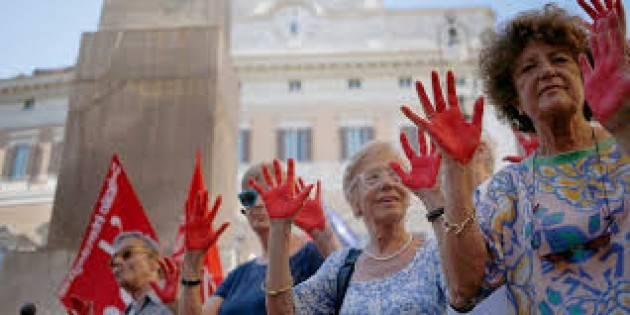 Pianeta Migranti. Appello di Mons. Ricchiuti alla coscienza dei senatori: non firmate il decreto sicurezza bis