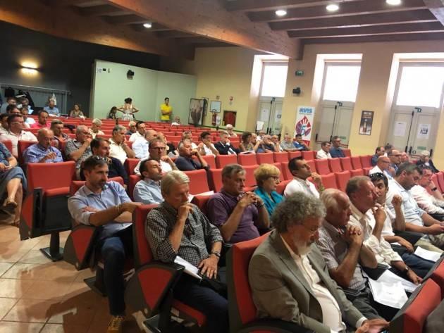 Cremona, Padania Acque : l'assemblea dei soci approva la revisione del budget 2019 e l'acquisizione dei rami idrici delle società patrimoniali