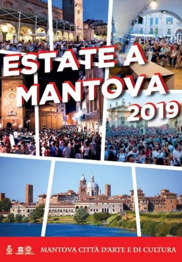 Agosto Mantovano Il programma delle iniziative di Mantova Città d'Arte e Cultura