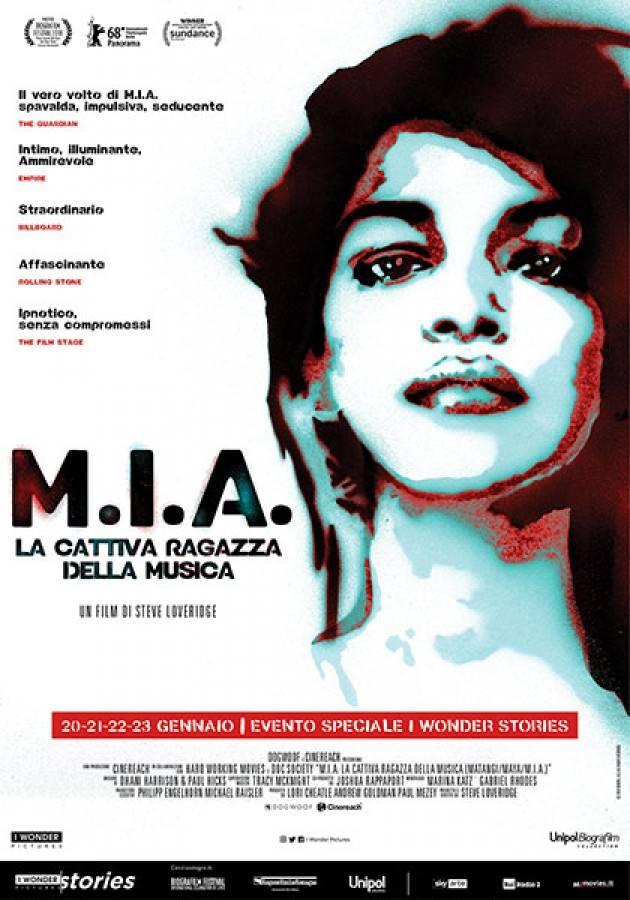 A Brescia Mercoledì 7 agosto: il documentario sull'irriverente e carismatica popstar inglese