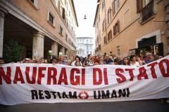 Italia Il decreto sicurezza bis è legge
