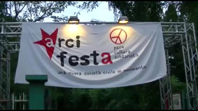 Chiusa la 25° Festa Arci Cremona 2019. La soddisfazione della Presidente Claudia Noci  Video G.C.Storti