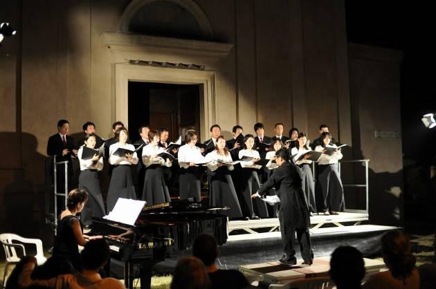 Cremona Summer Festival 2019: Coro Ponchielli Vertova con il Coro Meicon dal Giappone il 13 agosto