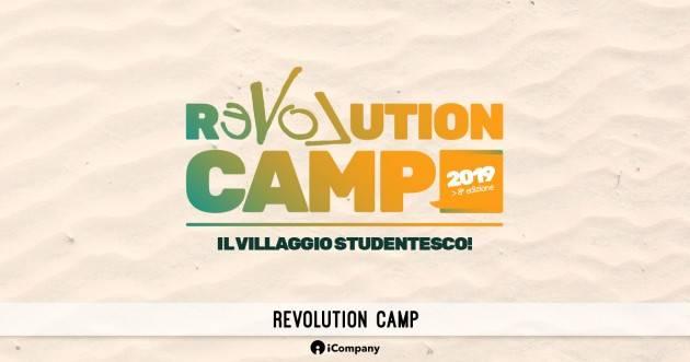 UDU Giovani Chiusa l'ottava edizione del Revolution Camp